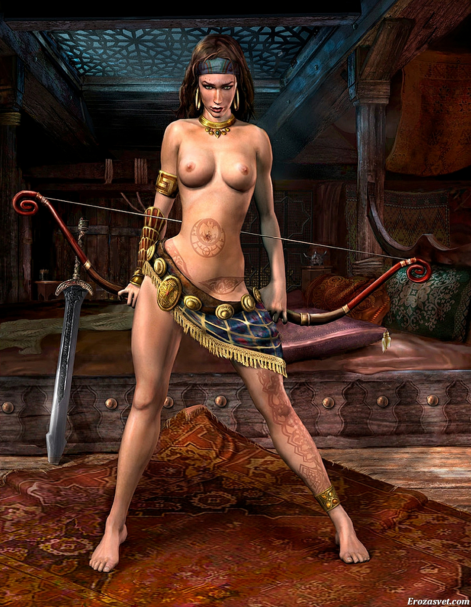 Chick from game of war